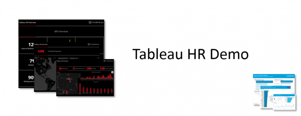 Tableau HR Demo