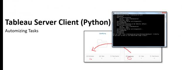 Tableau Server Client (Python)
